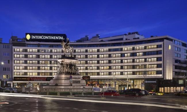 InterContinental Sofia подкрепя с топъл обяд лекарите на първа линия