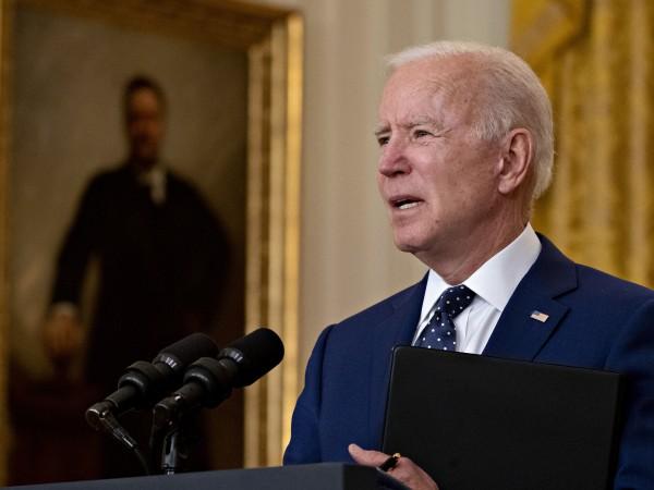 Американският президент Джо Байдън, произнасяйки реч за външната политика на