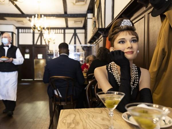 Животът на холивудската икона Одри Хепбърн се появява на малък