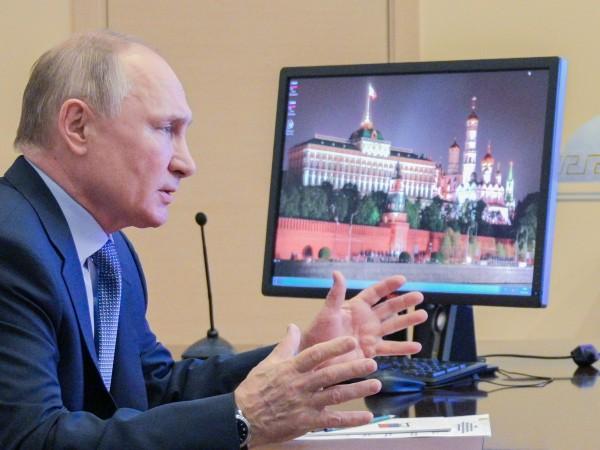 Руският президент Владимир Путин през 2020 г. декларира своя доход