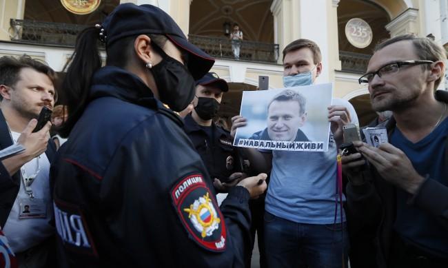Москва поиска групите на Навални да се обявят за екстемистки