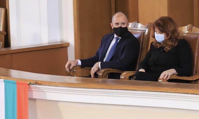 БСП подкрепи Радев и Йотова за втори мандат