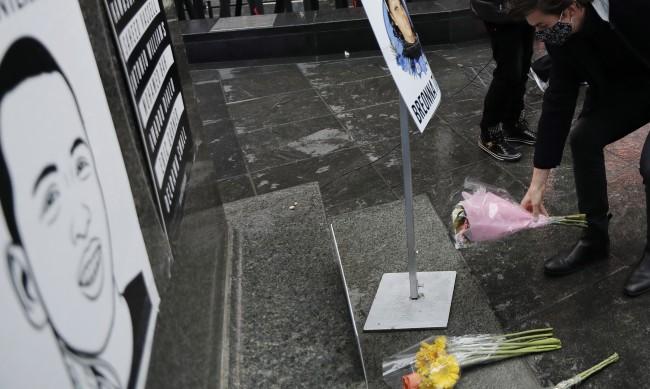 Протестите заради смъртта на Данте Райт продължават