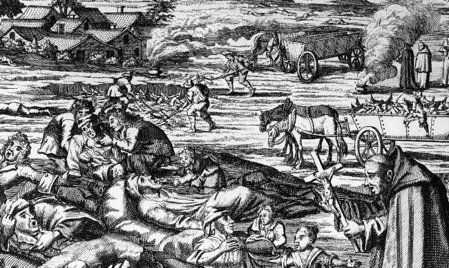Чумата през 1600-те години и пандемията сега: Как се справя Амстердам?