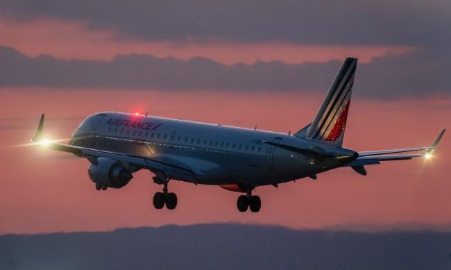 Без вътрешни полети на къси разстояние във Франция