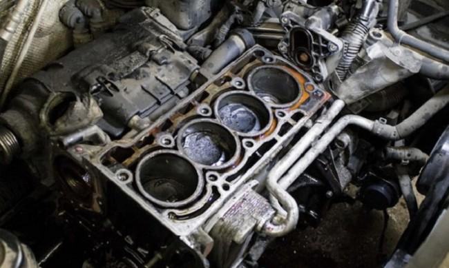 Промивка на бензинов двигател с дизел - добра идея ли е?