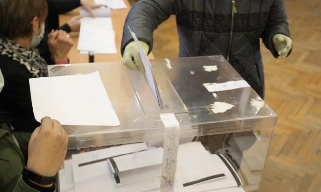 В ГЕРБ готови, внесоха законопроект за мажоритарен вот