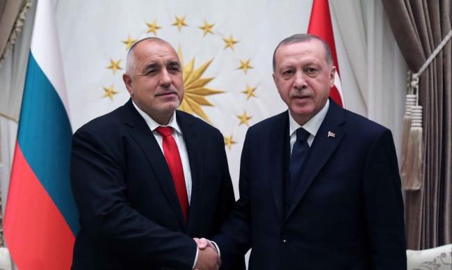 Борисов разговаря с Ердоган, обсъдиха COVID-19