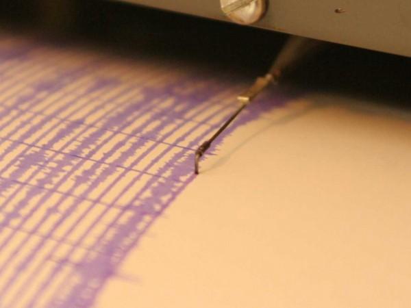 Земетресение с магнитуд 6 по скалата на Рихтер беше регистрирано