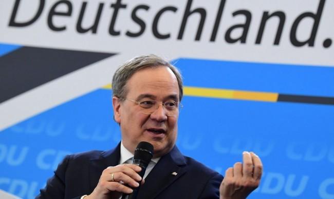 Армин Лашет е кандидатът на ХДС/ХСС за канцлер на Германия