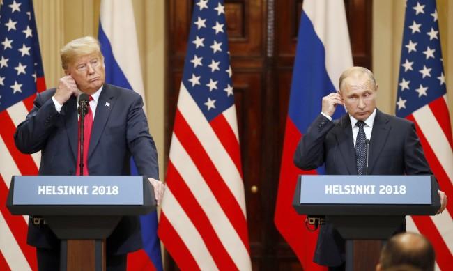 Тръмп категоричен: Да си в добри отношения с Путин е страхотно