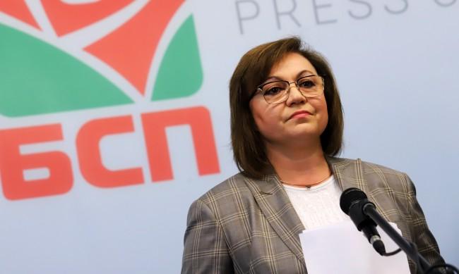 Нинова: Борисов си призна, координирал е махането ми със Станишев
