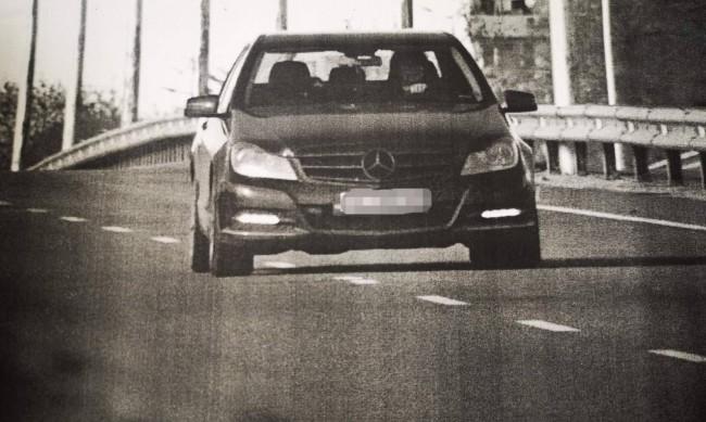 4200 лева глоба за шофьорка, редовно нарушавала ограниченията