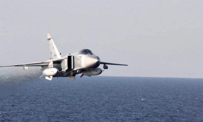 Русия с ограничения за полети над Черно море и Крим
