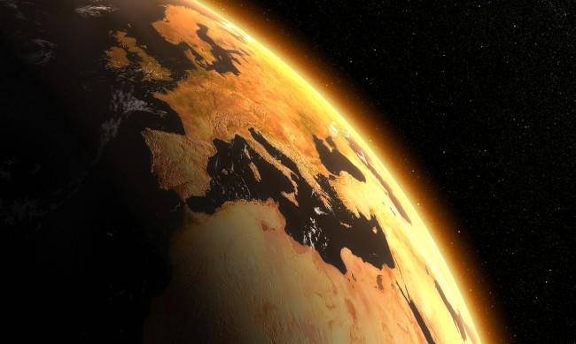 Глобалното затопляне ще върне Земята 35 млн. години назад