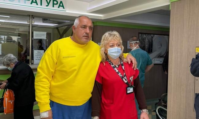 Борисов: Няма да се кандидатирам за президент, ще сме опоненти!
