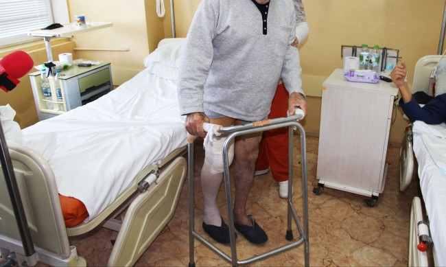 Пловдивски хирурзи спасиха крака на бивш миньор