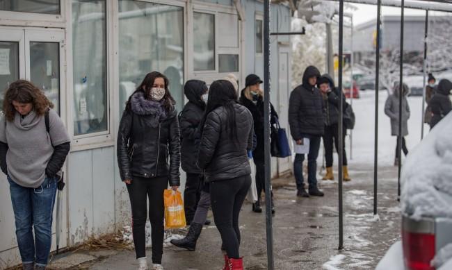 Швеция с най-много заети в пандемичната 2020-а, Гърция с най-малко