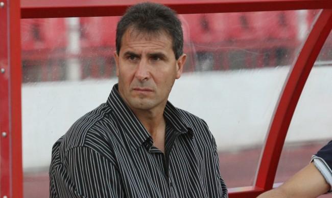 Берое уволни Димитър Димитров-Херо след загубата