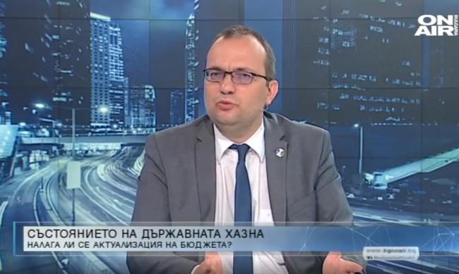 Мартин Димитров: Интересен и важен е вторият мандат