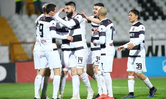 Срив за Левски, Локомотив Пловдив го победи с 1:0