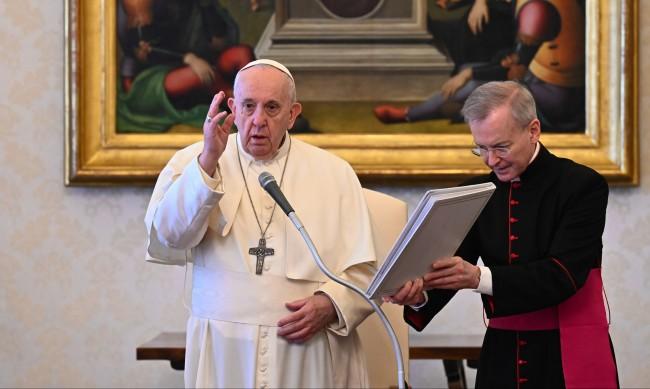 Папа Франциск: Обширната имунизация е общо благо
