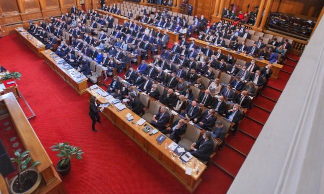 ГЕРБ най-вероятно връщат мандата за съставяне на правителство днес