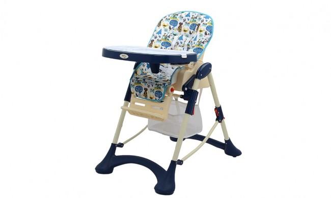 Готово ли е бебето за стол за хранене