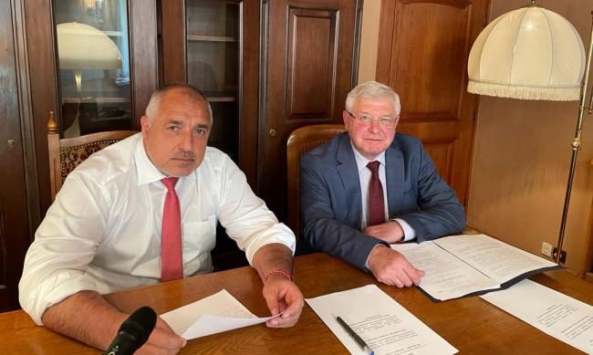 Борисов зарадва пенсионерите, дава по 50 лева и за май