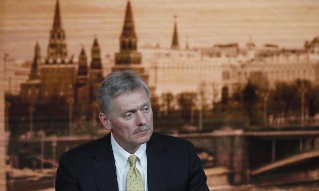 Говорителят на Путин: Положението с Навални не касае Кремъл