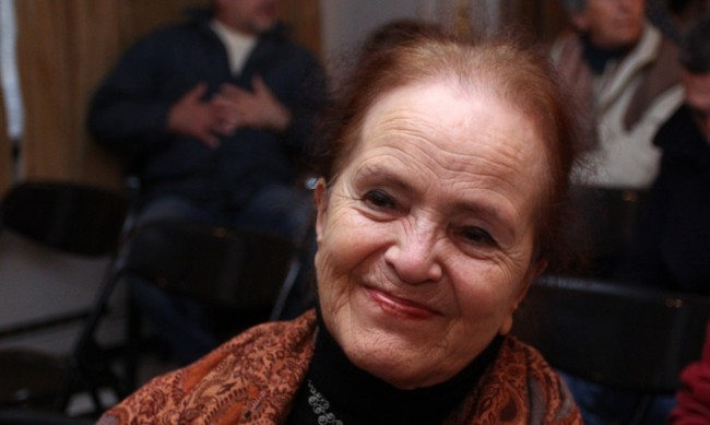 Почина голямата българска художничката Дора Бонева