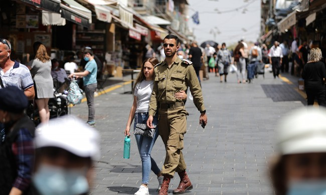 Израел вече прави първите си крачки към животът след COVID-19