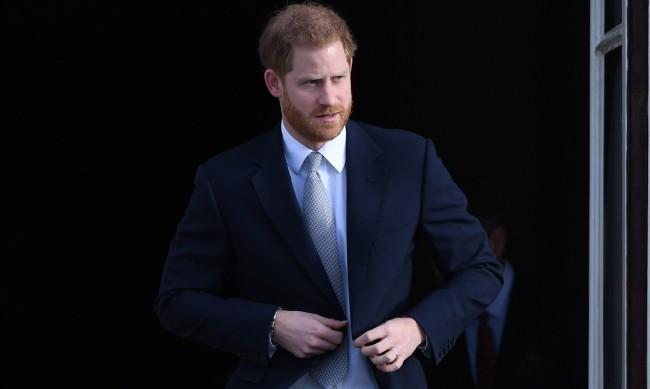 Хари и кралското семейство не обсъдили проблемите