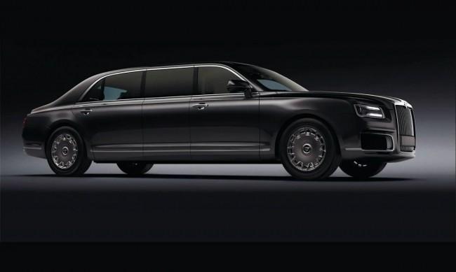 Смотрите, какая машина: Пуснаха в продажба лимузина, като тази на Путин