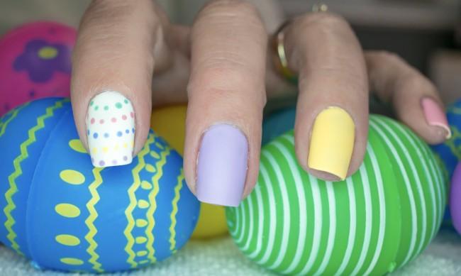 Пролетен маникюр - коя е главната тенденция за Великден?