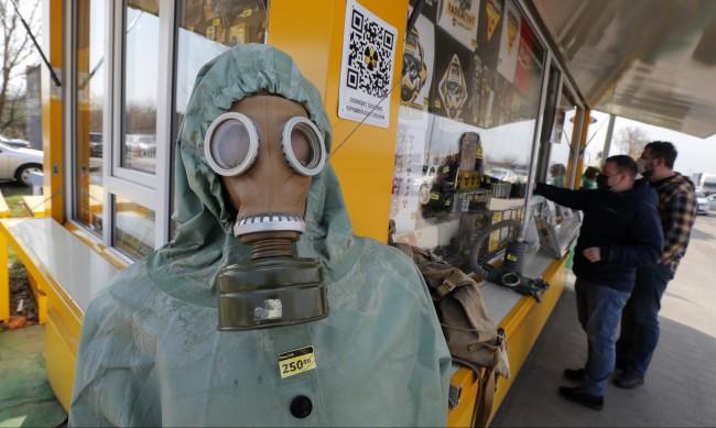Украйна с полет до никъде... над Чернобил