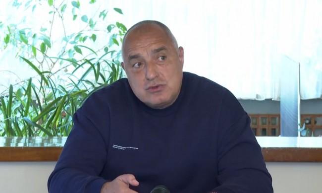 Борисов към актива на ГЕРБ-София: Имаме с какво да се похвалим, работете както досега