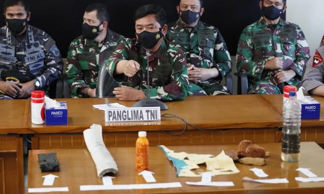 Откриха отломки от изчезналата индонезийска подводница