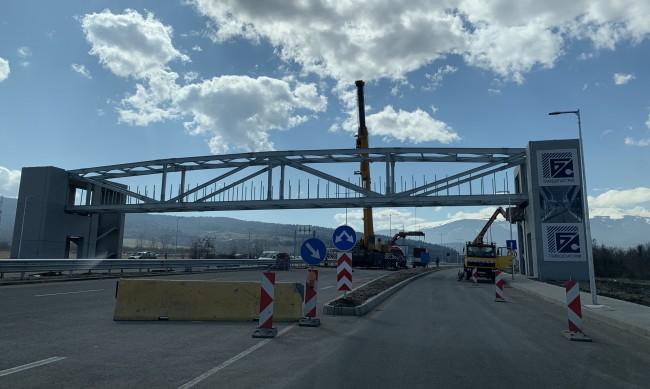 Затварят участък от Южната дъга на София за 3 часа утре