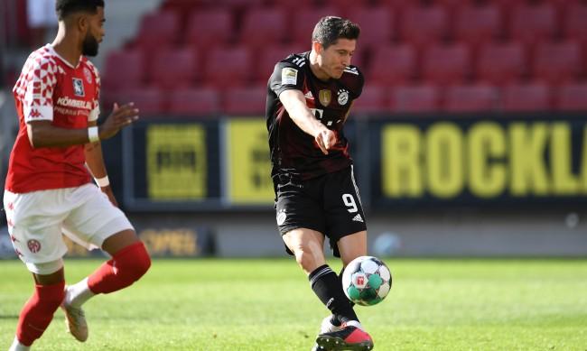 Байерн Мюнхен загуби с 1:2 при гостуването си на Майнц