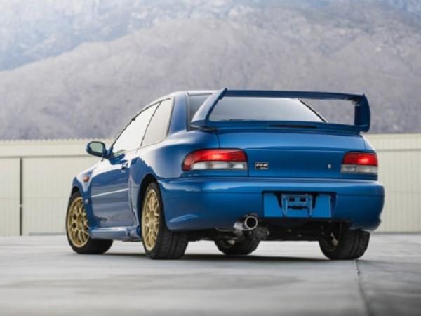 23-годишно Subaru Impreza счупи рекорда за най-висока цена, постиган някога