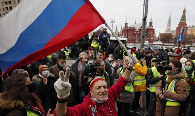 Мрачното бъдеще - какво ще стане с поддръжниците на Навални?