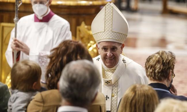 Папа Франциск има желание да посети Северна Корея