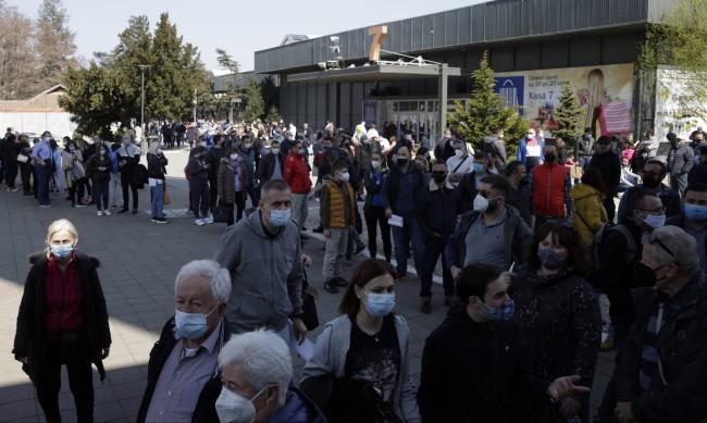 В Сърбия ваксинират над 37% от гражданите до края на април