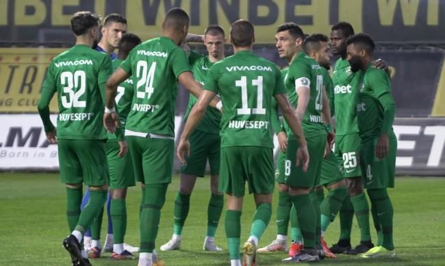 Лудогорец на победа от титлата, победи и Ботев Пловдив