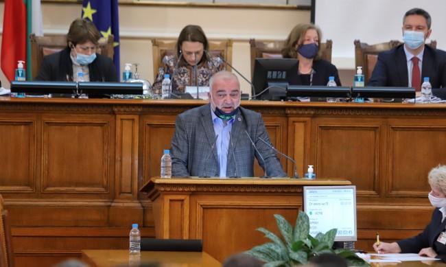 Бабикян: Готови сме за избори, имах надежда за ход на Трифонов