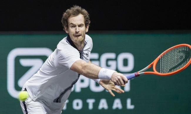 Анди Мъри призова тенисистите да се ваксинират срещу COVID-19