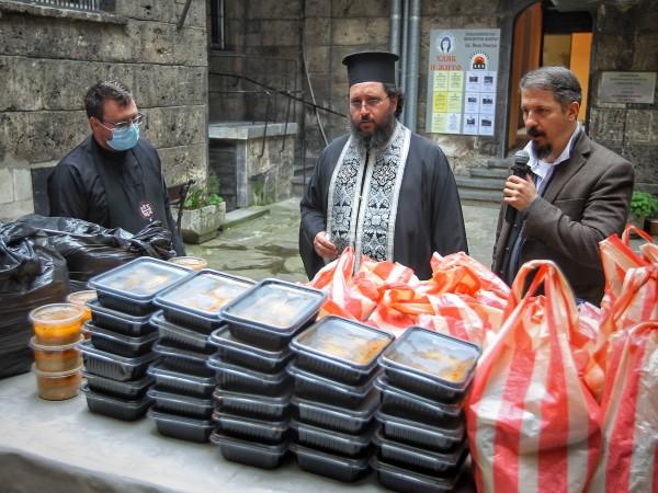 Снимки: Димитър Кьосемарлиев, Dnes.bgНа Велики вторник от Страстната седмица, в