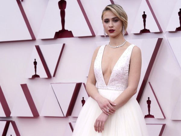 """Мария Бакалова не успя да спечели """"Оскар"""" за поддържаща женска"""
