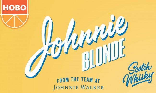 Уиски революцията - Johnnie Blonde
